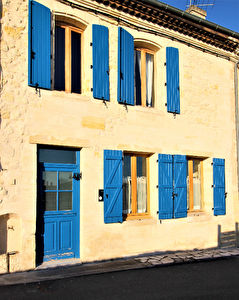 TEXT_PHOTO 2 - EXCLUSIVITE  : Jolie maison en pierre de type 5 à vendre proche de Camblanes